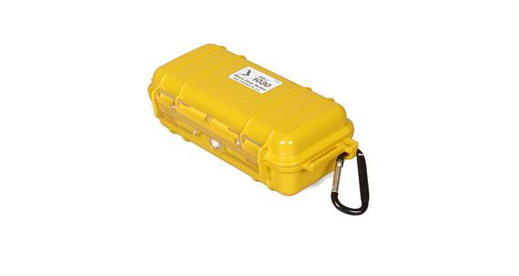 Peli MicroCase 1030 Camping box geel